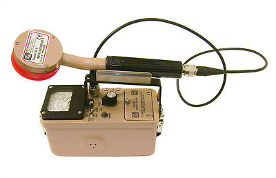 Radiation Meter Geiger Counter