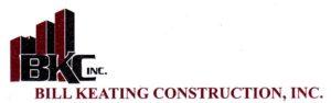 Bill Keating Construction Logo 2