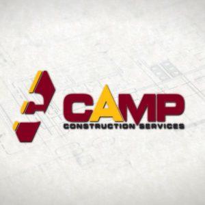 Camp Construction Services Logo