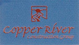 Copper River Construction Group Logo