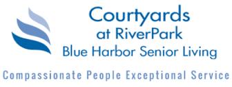 Courtyards at Riverpark Blue Harbor Senior Living