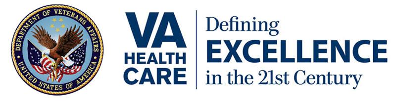 Veterans Administration Hospital Health Care Logo